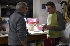 Beppo senior diskutiert mit Stefan.