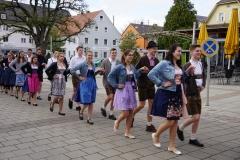 Maibaum 2019: Unsere Tänzergruppen