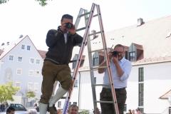 Maifest 2019: Die Fotografen stehen bereit