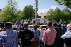 Maifest 2019: Viele Zuschauer sind gekommen