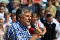 Maifest 2019: Grußwort des 1. Bürgermeisters Bernd Müller