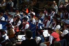 Maifest 2019: Die Stadtkapelle Bobingen spielt zum Tanz