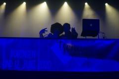 Sie sorgten für die richtige Musik die ganze Nacht lang: DJ Ramazottl und DJ Peter Miethig