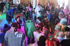 Kinderfasching in der Singoldhalle