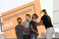 """Neuaufnahme der Jungengruppe """"Kaiser"""""""