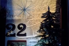 Nach Straßberg ging es zum vorletzten Adventsfenster in diesem Jahr. Türen in der Adventszeit waren das Thema. Was bedeuten sie, was steckt dahinter?