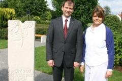 Robert Hitzelberger und Mariella Wollner